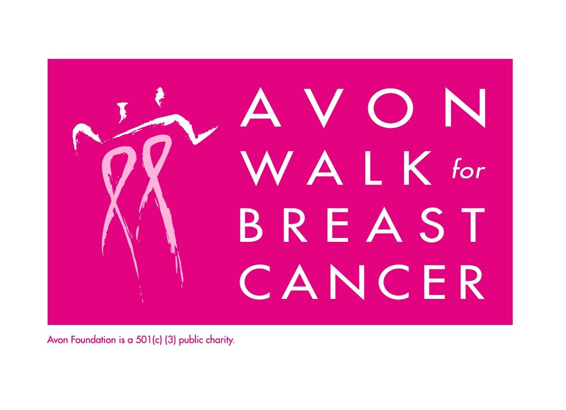 avon walk for breast cancer logo